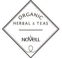 ORGANIC HERBAL & TEAS NOVELL